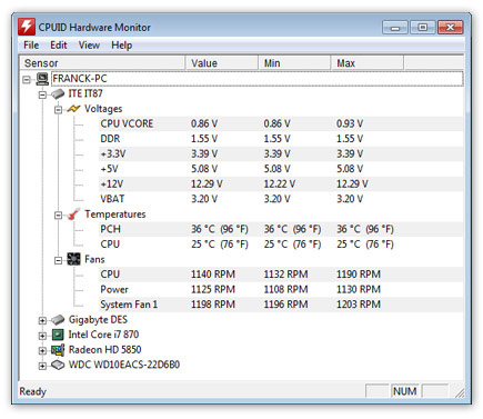 HWMonitor-pro-download Controllare in tempo reale le temperature del PC Freeware Tutorial
