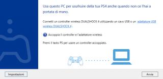 Riproduzione-remota-PS4-15_04_2018-19_23_48-320x156 Come registrare la PlayStation4 senza scheda d'acquisizione Tutorial
