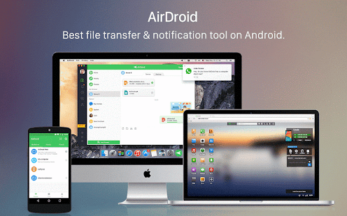 Come trasferire file su Mac OS con Android