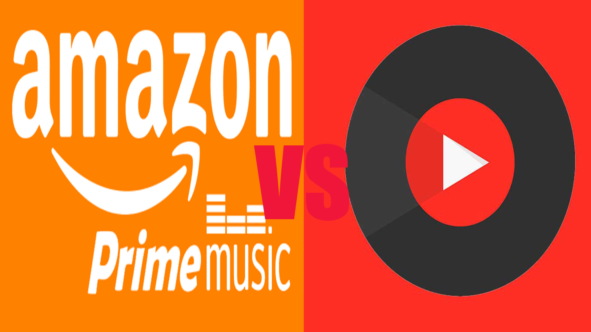 Amazon Prime Music o Youtube Music quale è meglio?