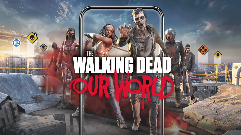Anteprima The Walking dead Our world