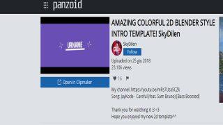 Panzoid-template-320x180 Come creare sigle pronte al uso grazie a Panzoid e Blender Servizi web Tutorial