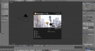 interfaccia-blender-320x171 Come creare sigle pronte al uso grazie a Panzoid e Blender Servizi web Tutorial