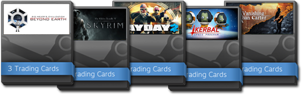 steam-carte-collezionabili-gratis Come salire velocemente di livello su Steam GRATIS Steam