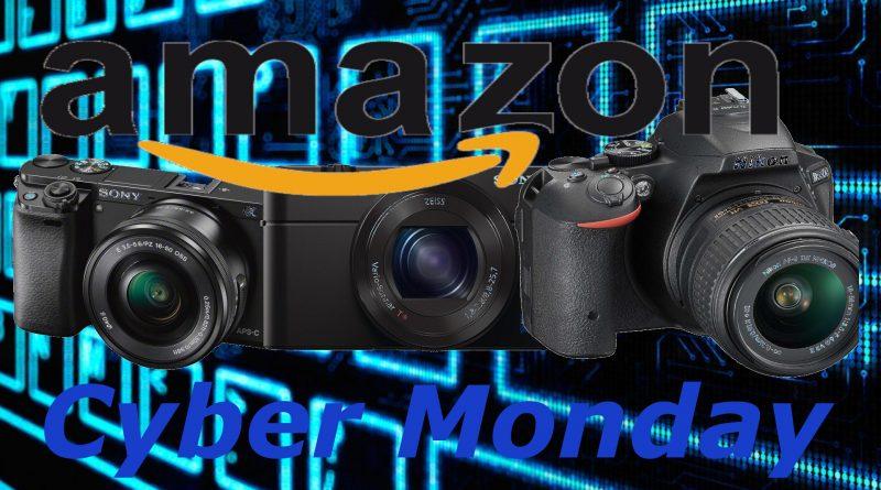 Le migliori Fotocamere in offerta per il Cyber Monday di Amazon