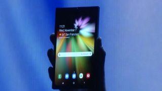 Samsung-Galaxy-F-modalità-tablet-320x180 Il Samsung Galaxy F sarà il primo smartphone pieghevole flash news