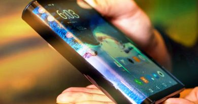 Il Samsung Galaxy F sarà il primo smartphone pieghevole