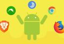 3 nuovi Browser Android veloci e sicuri