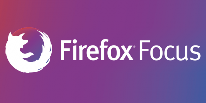 firefox-focus-Android-720x360 3 nuovi Browser Android veloci e sicuri Android Ultime news