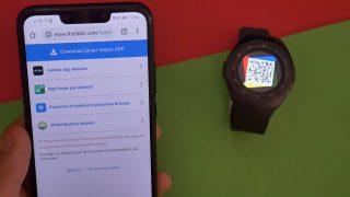 applicazione-proprietaria-Smartwatch-I7-320x180 Il miglior smartwatch sotto i 18 € Recensioni