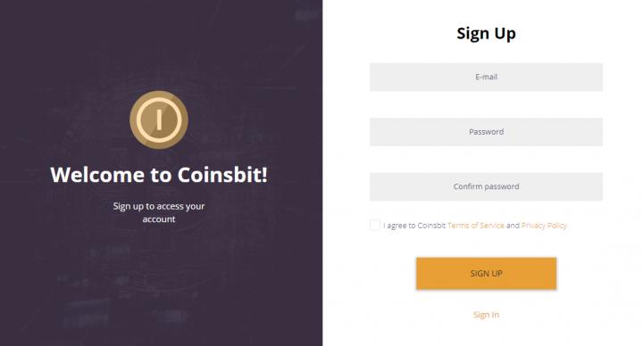 coinsbit-token-720x388 Guadagnare Token CNB GRATIS, usando Coinsbit Exchange Guadagnare crypto valute
