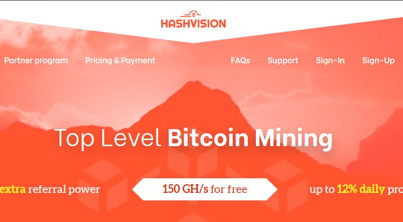 cloud mining, novahash, hashvision, nuovo cloud mining, hashvision