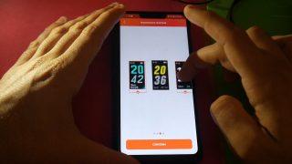 Watch-face-totobay-320x180 Recensione completa smartband Totobay Recensioni