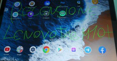 Recensione Completa Lenovo tab M10 Plus il tablet per tutti