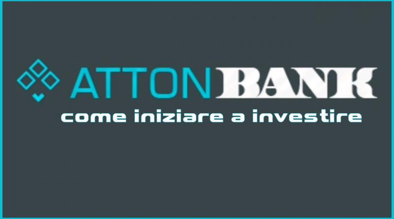 attonbank come investire, attonbank review