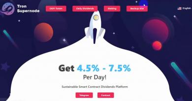 Tronsupernode.com scam