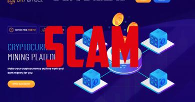 BitPerfect.top scam?