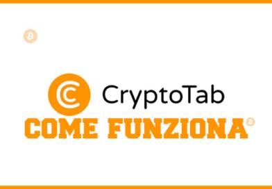 CryptoTab: come funziona?
