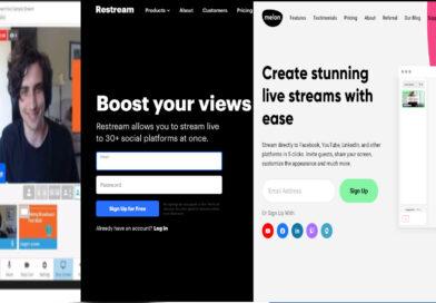 I migliori software online per fare live streaming anche a più persone