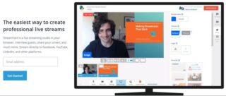 StreamYard-320x136 I migliori software online per fare live streaming anche a più persone Servizi web