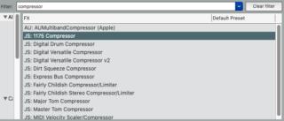 reaper-fx-320x137 Come migliorare l'audio di qualsiasi microfono senza avere dei mixer Tutorial