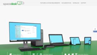 Spacedesk-320x180 trasformare un tablet Android in un secondo schermo(Mac e windows) Tutorial